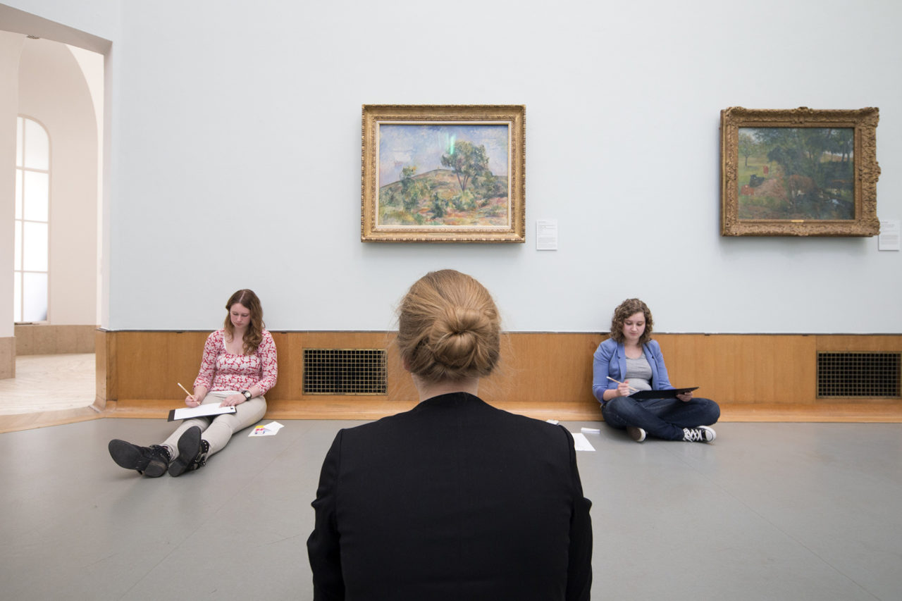 Boymans schilderijen beschrijven 0414-8