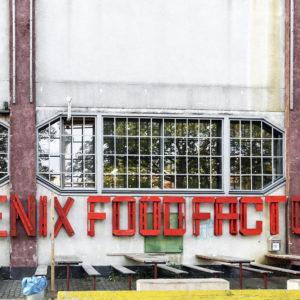 Eindeloos geknuffel in de Fenix Food Factory