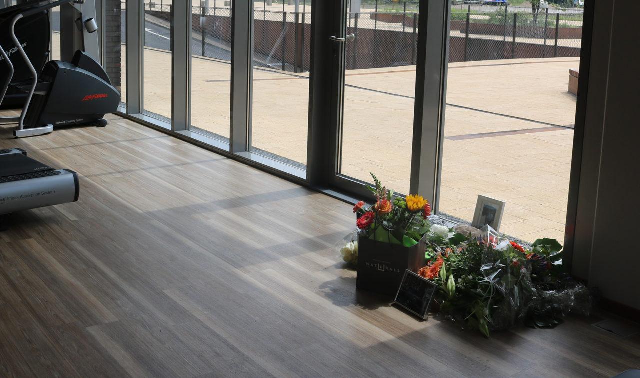 bloemen kingsley james overlijden fitness erasmus sport (5)