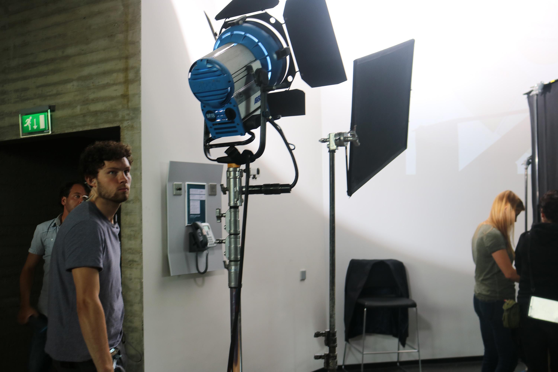 Camera filmset