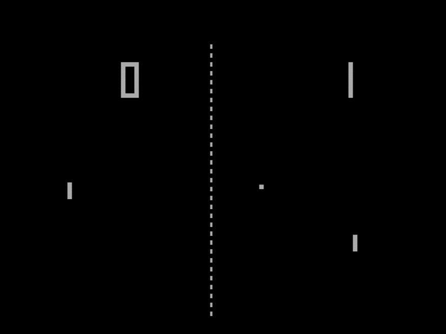 Screenshot Pong 2