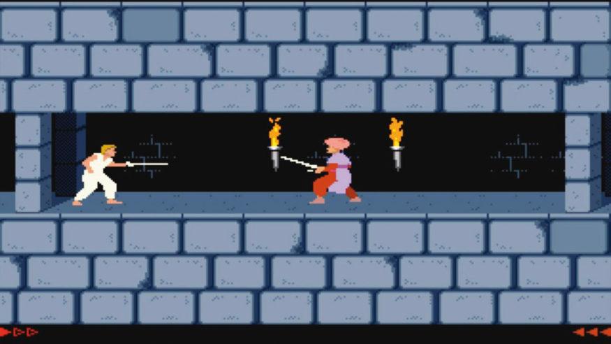 Screenshot Prince of Persia 2