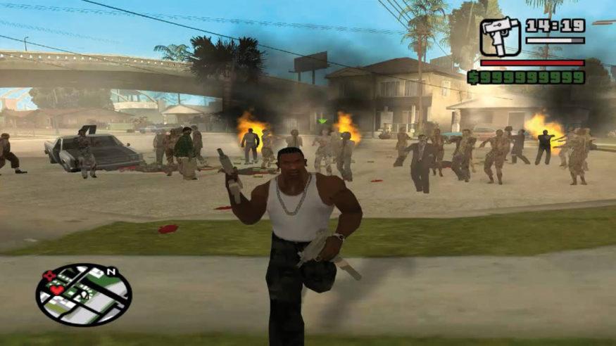 Screenshot GTA San Andreas 2