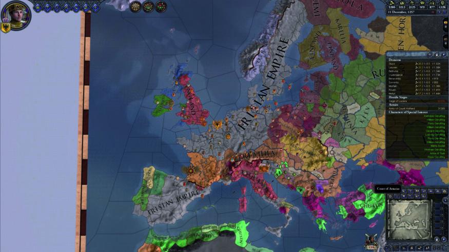 Screenshot Crusader Kings II 2