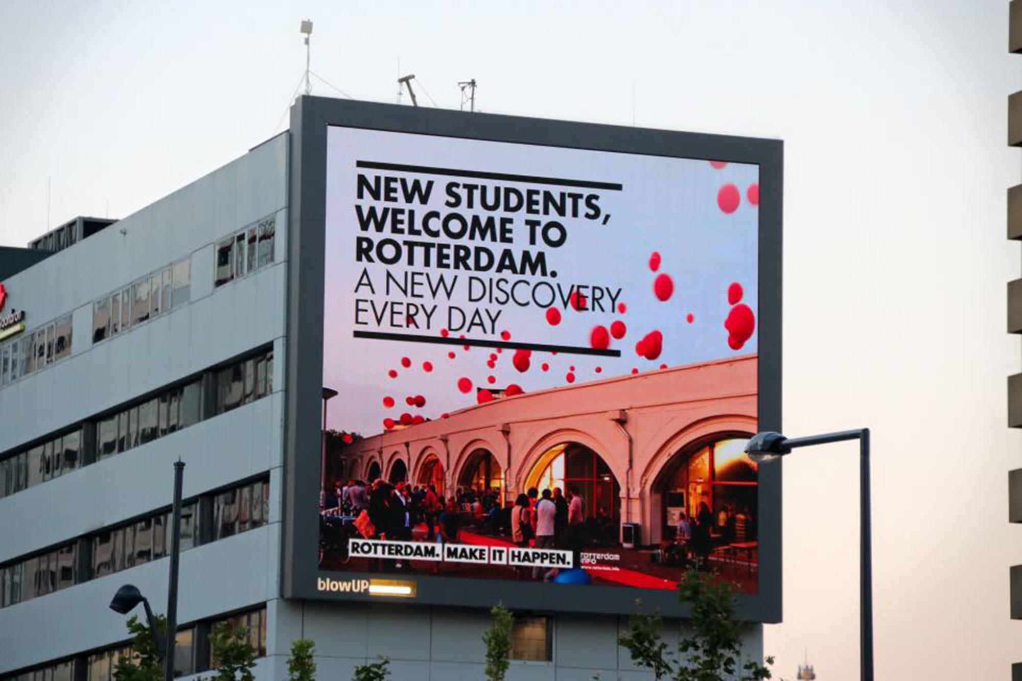 welkom nieuwe studenten eurekaweek