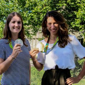 Olympisch kampioen Maaike Head stopt met roeien