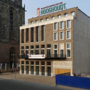 Aspirant-lid Groningse Vindicat in ziekenhuis na ontgroening