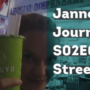 Janneke's Journey #3: Streetfood