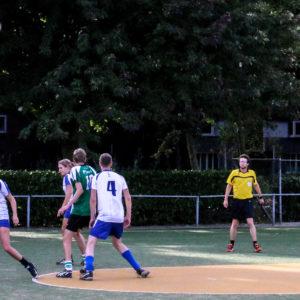 Van Der Giessen helpt korfbalploeg Erasmus langs SDO