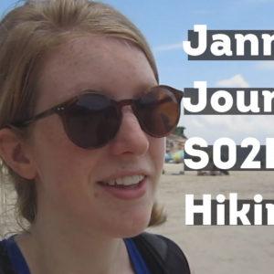 Janneke's Journey #4: Hiken en paardenraces