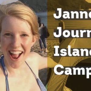 Janneke's Journey #5: Kamperen op het strand