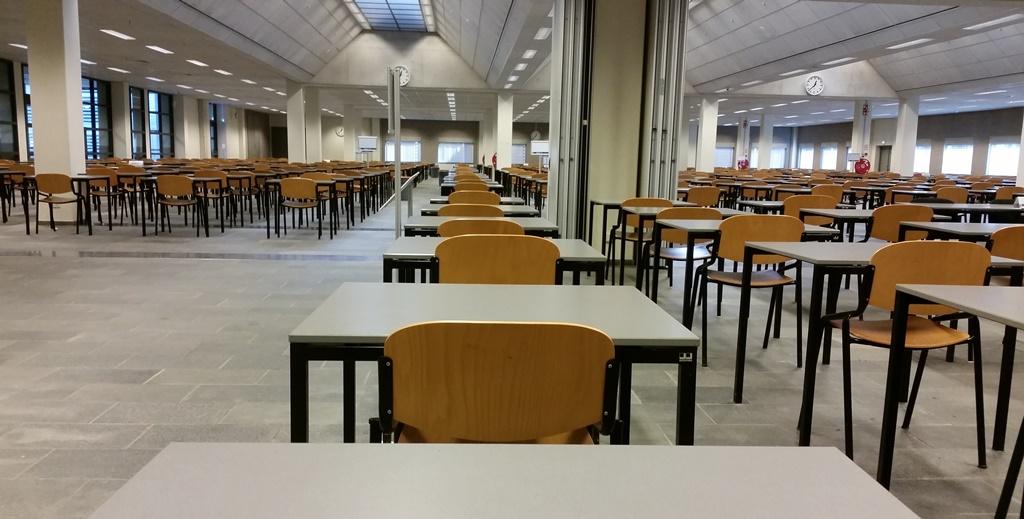 tentamenzaal-erasmus-universiteit