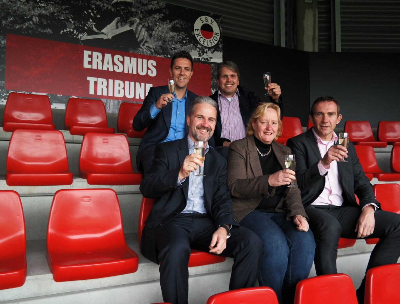 Samenwerkingsovereenkomst-Excelsior-Erasmus-Sport