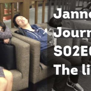 Janneke's Journey #6: Vreemde zaken in de bibliotheek