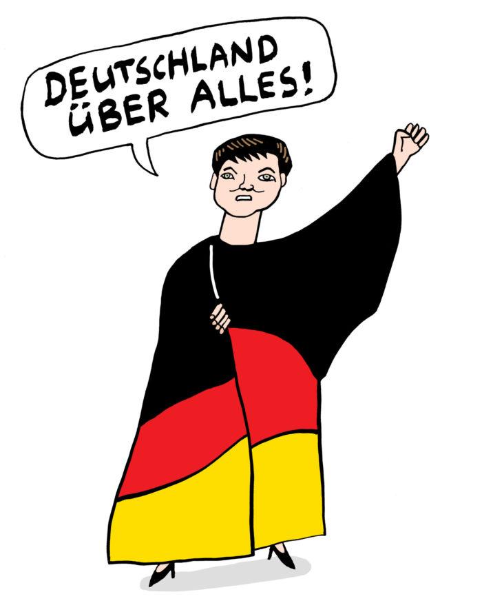 em-afd petry populist Duitsland