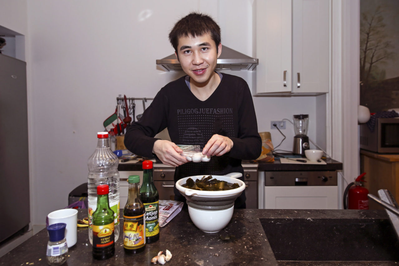 Junjie Lei reportage China