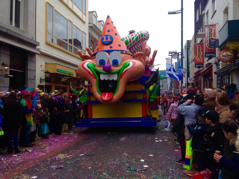 Carnaval foto Laanen