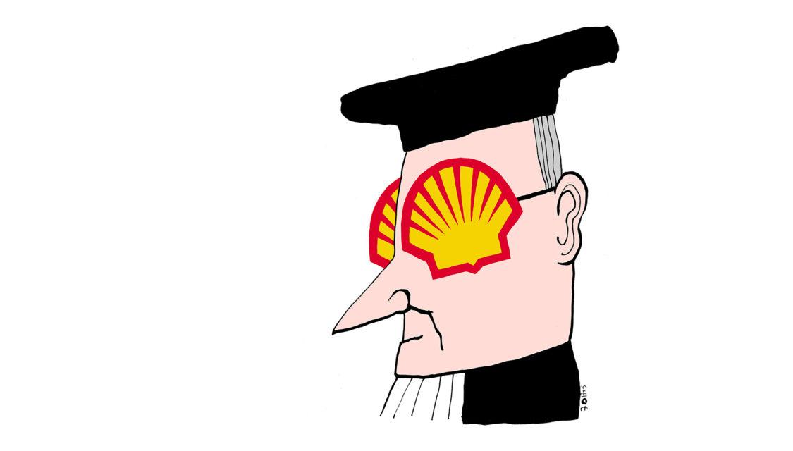 oogkleppen shell professor bas vd schot