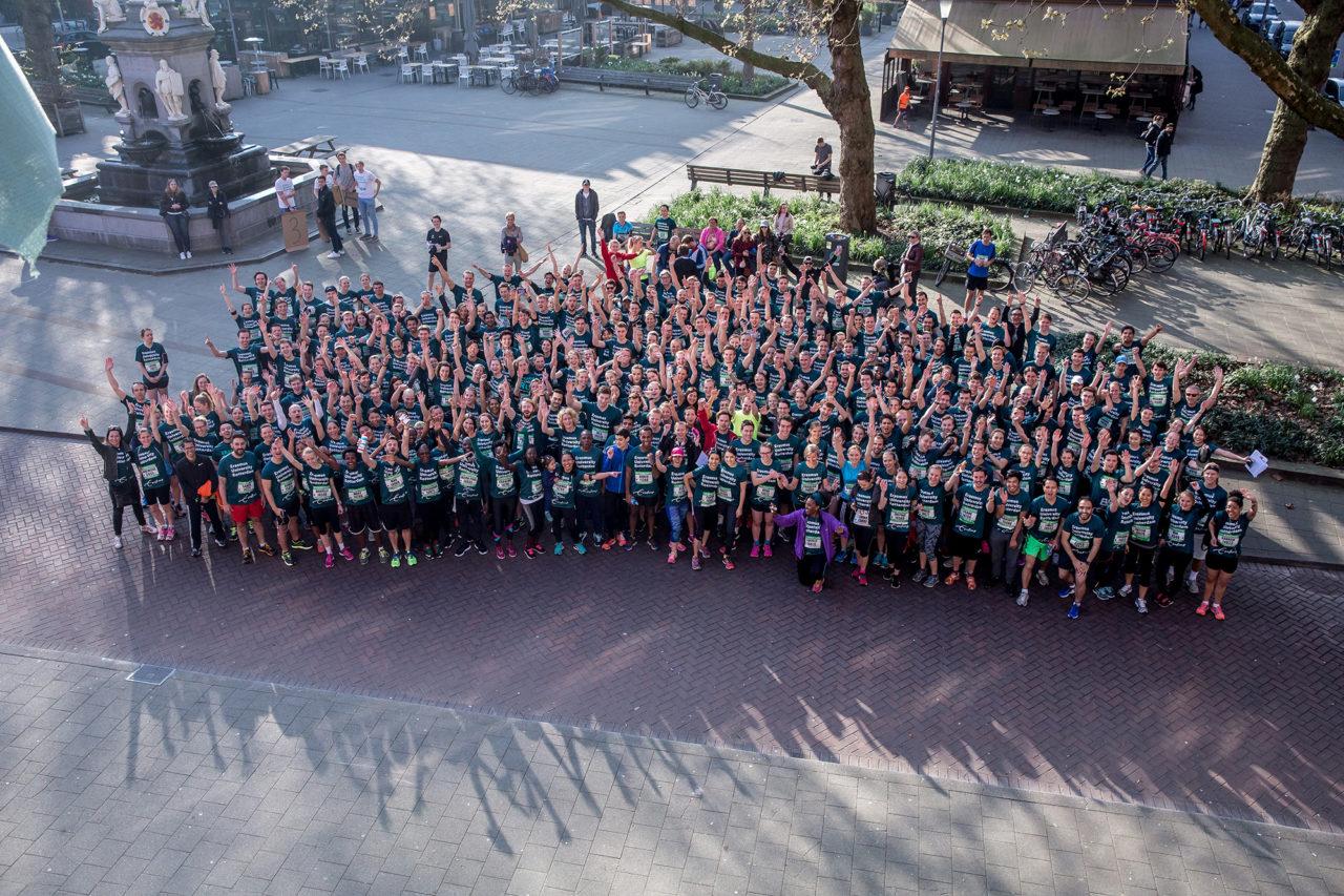 Erasmus Charity Run 2017