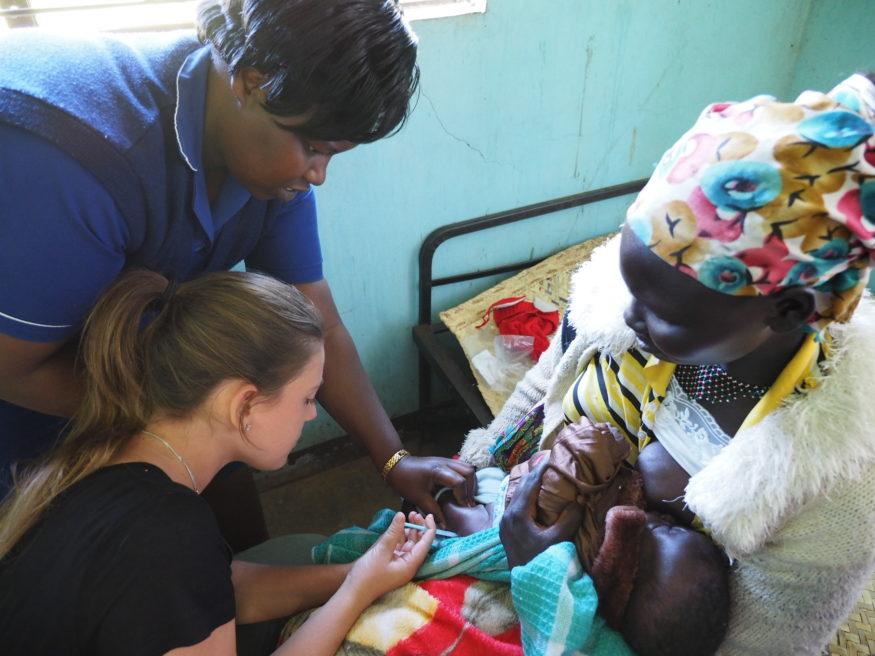 Ziekenhuis Afrika studenten stage buitenland public health
