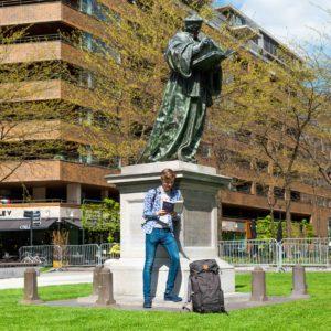 Op zoek naar Erasmus: De proloog