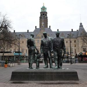 EUC wil studentenhuizen aan het Stadhuisplein