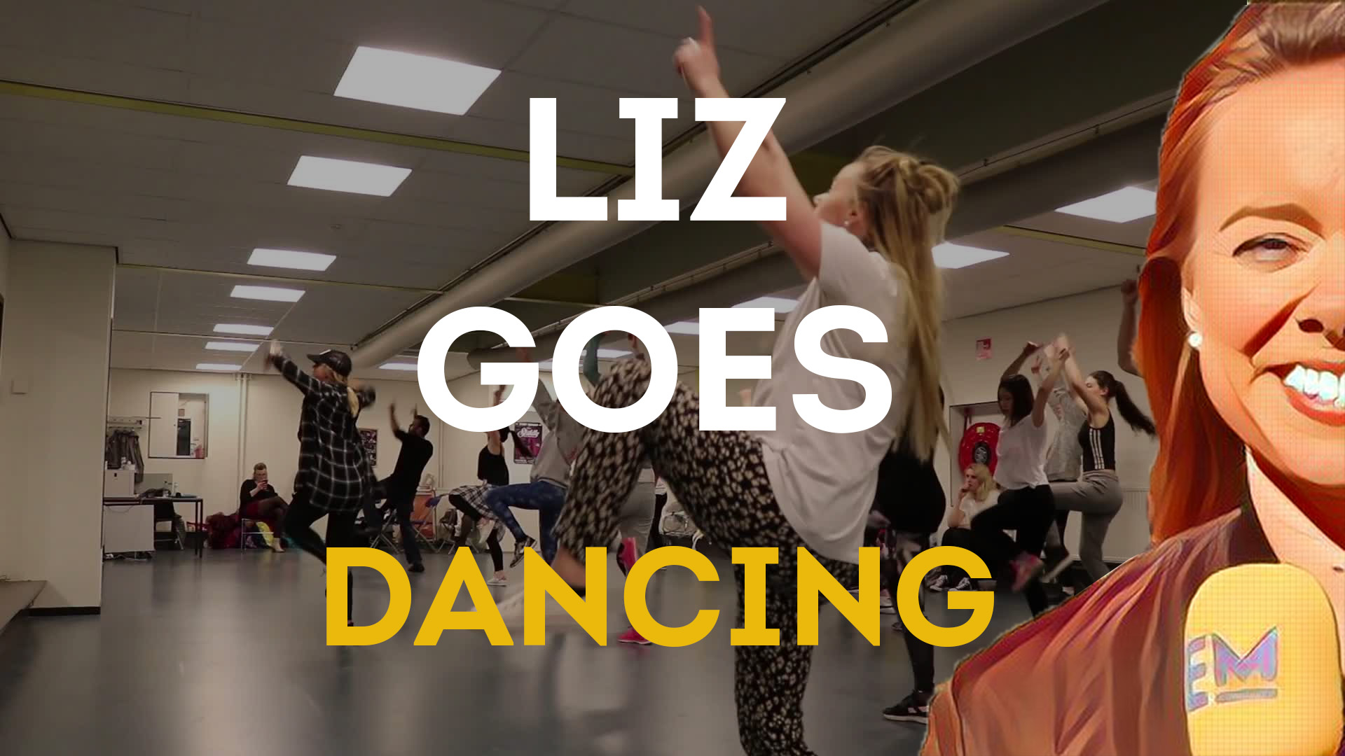 liz goes dancing