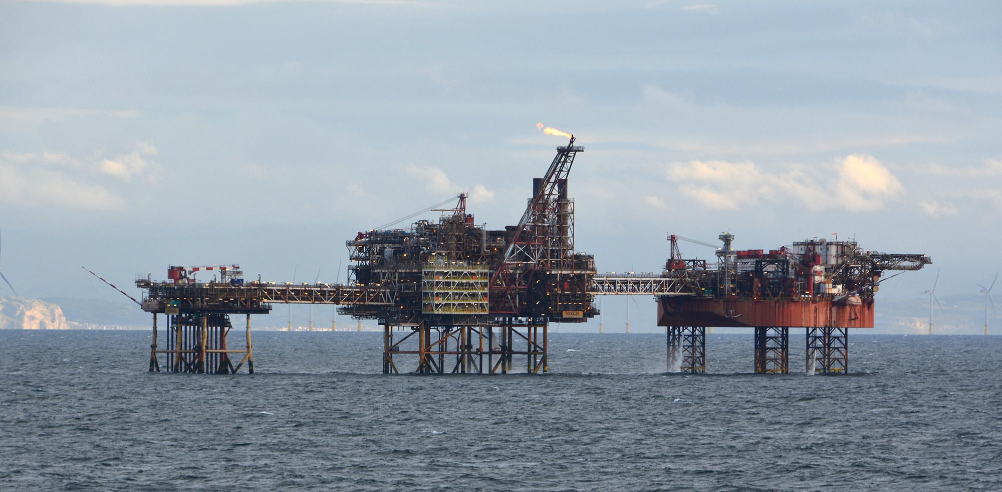 Douglas_oil_complex,_Irish_Sea_off_North_Wales