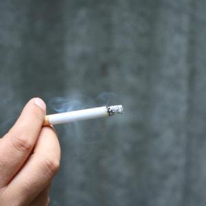 roken sigaret