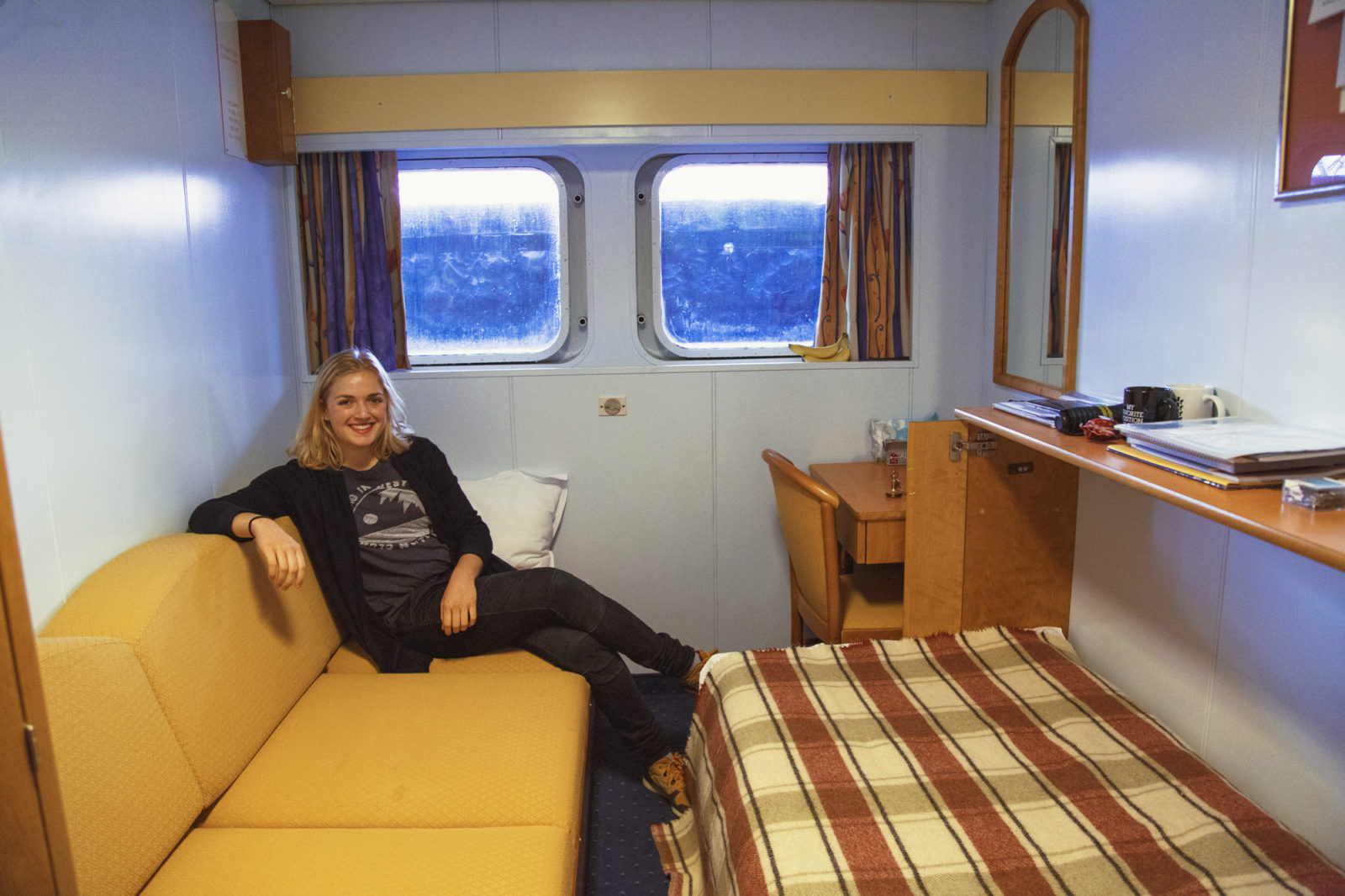 EUC Boot Daphne Schip