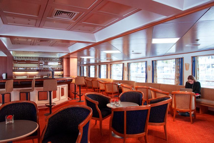 EUC Boot Schip Studiezaal
