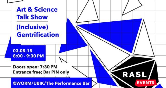 art-science-talk-show