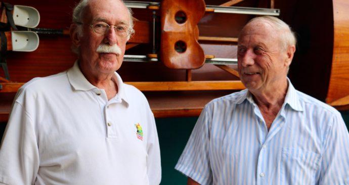 HOVO sporters Kees en Jos Erasmus Sport 2018