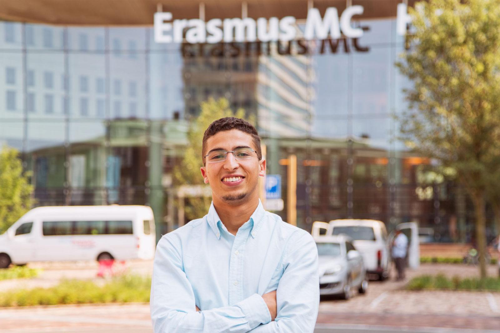 Nizar El Manouzi Erasmus MC