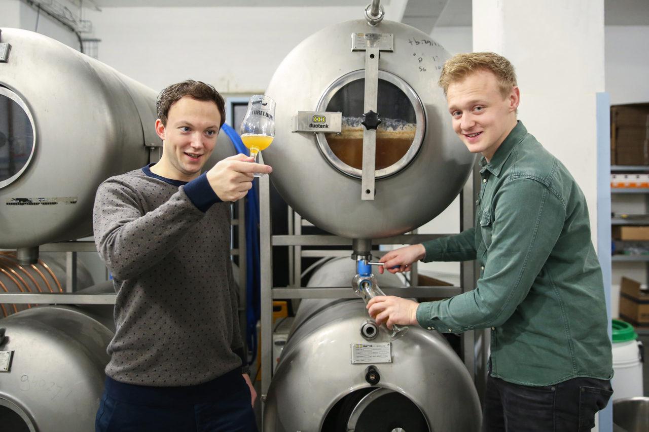 frank-smitshoek-eric-krommenhoek-2-start-up-brouwerij-tureluur-Sanne-van-der-Most1