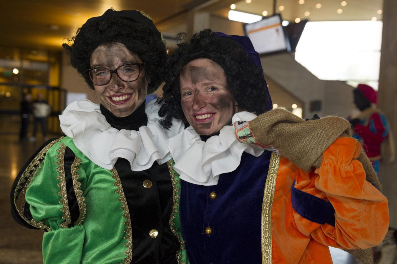 Zwarte Piet Sinterklaas 2014 foto Michelle Muus (1)