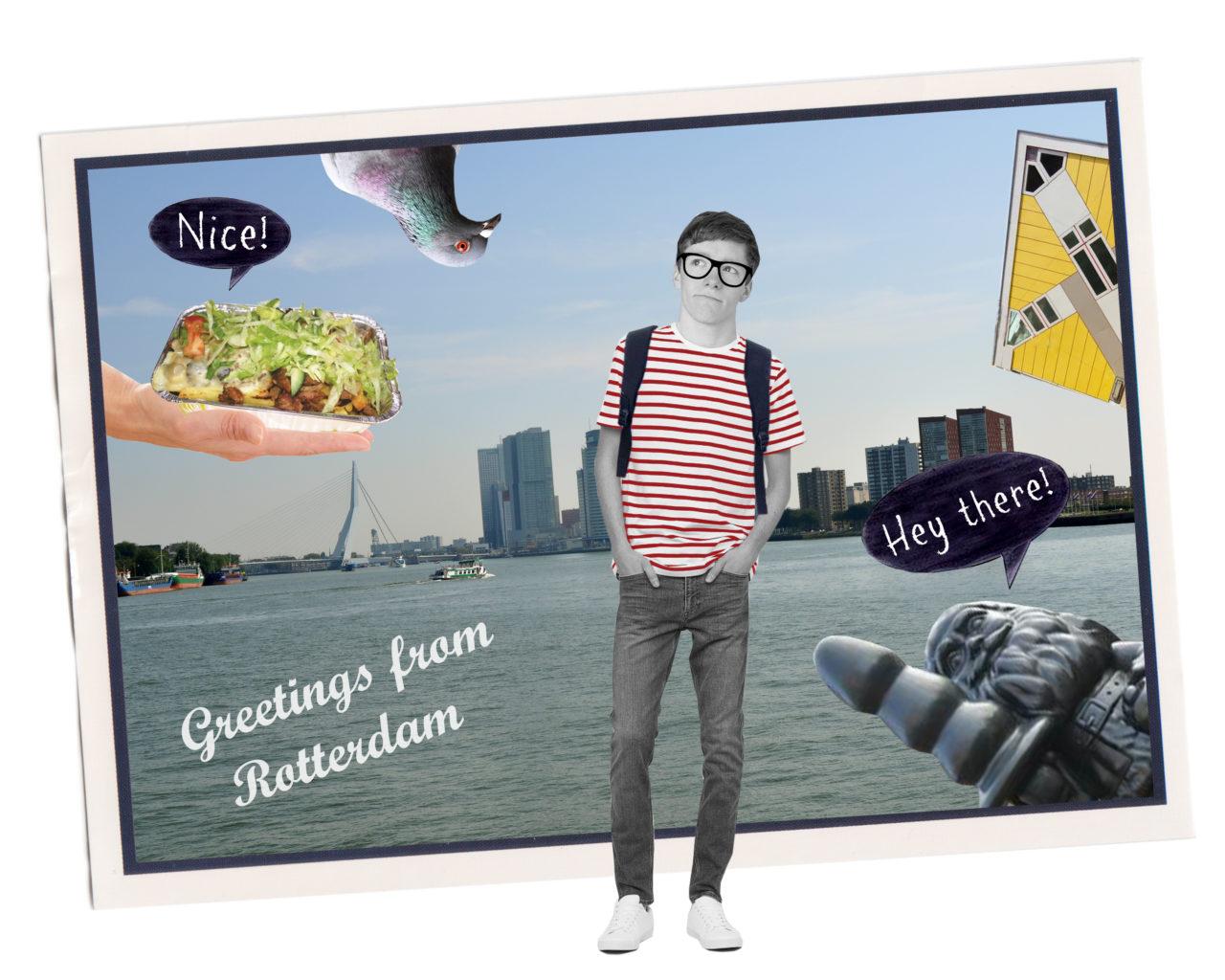 How Do I Survive Rotterdam