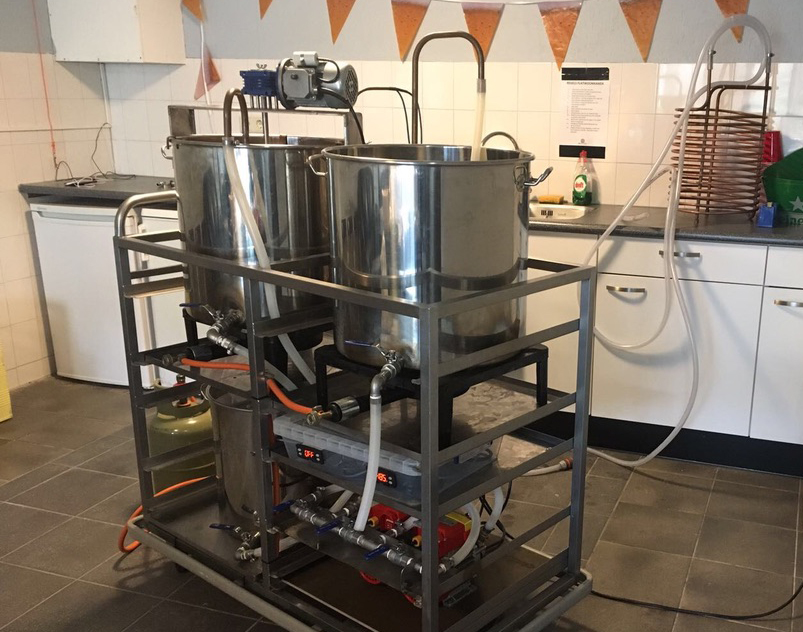 Brouwerij Tureluur 60-liter pan