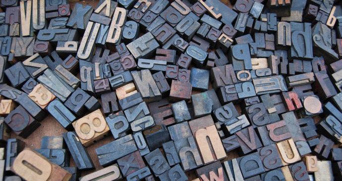 amador-louriro-779-unsplash letters letterbak letterzetten boekdrukkunst