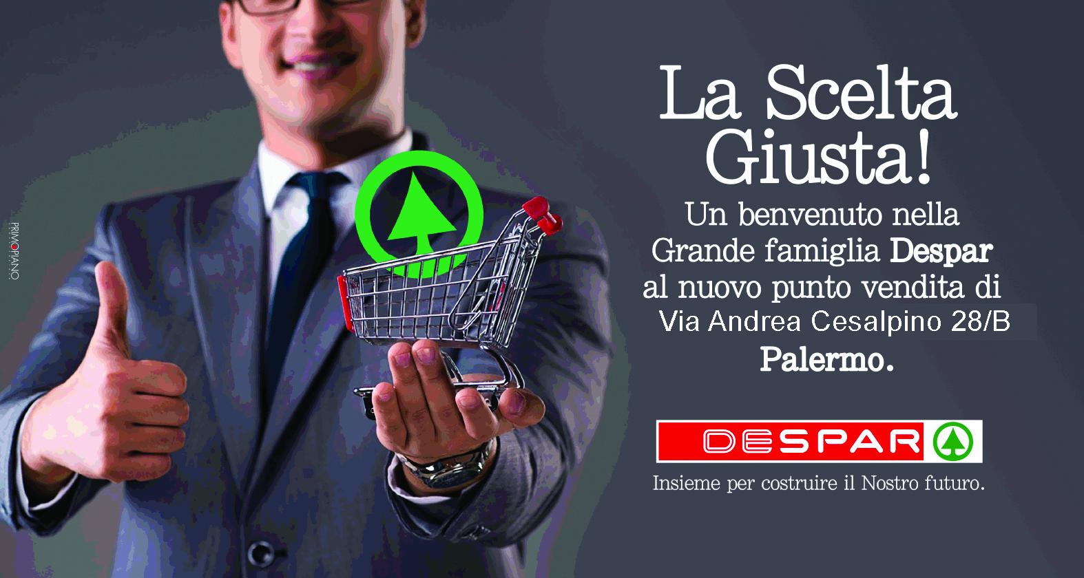Punto Vendita Via Andrea Cisalpino Palermo