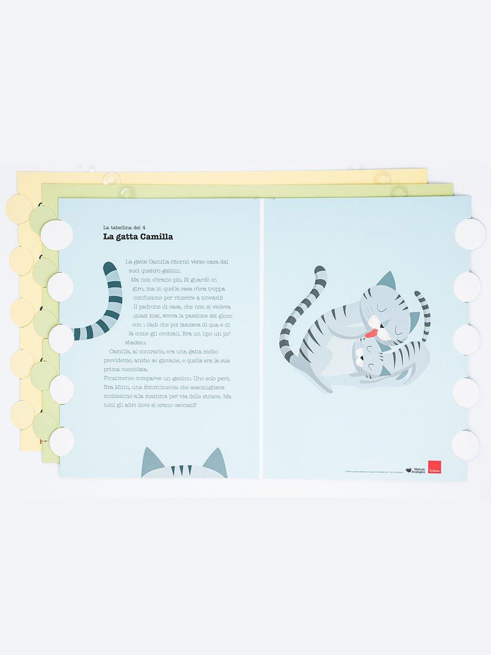 Imparare le tabelline - Cartelloni murali - Strumenti - Erickson 2