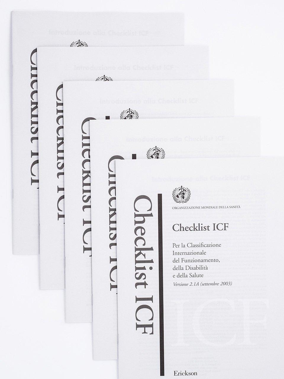 Checklist ICF - Strumenti - Erickson