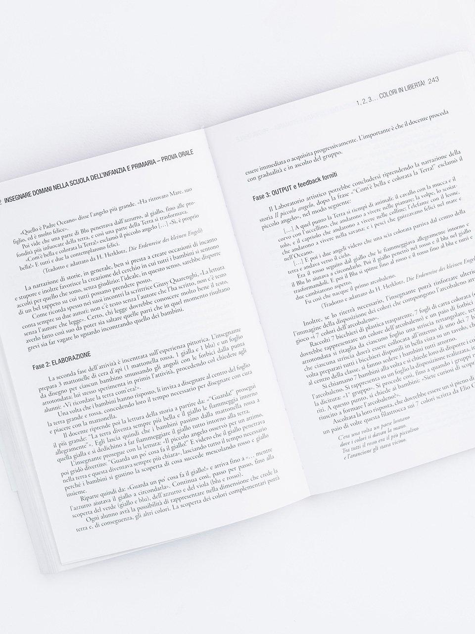 INSEGNARE DOMANI nella scuola dell'infanzia e prim - Libri - Erickson 2