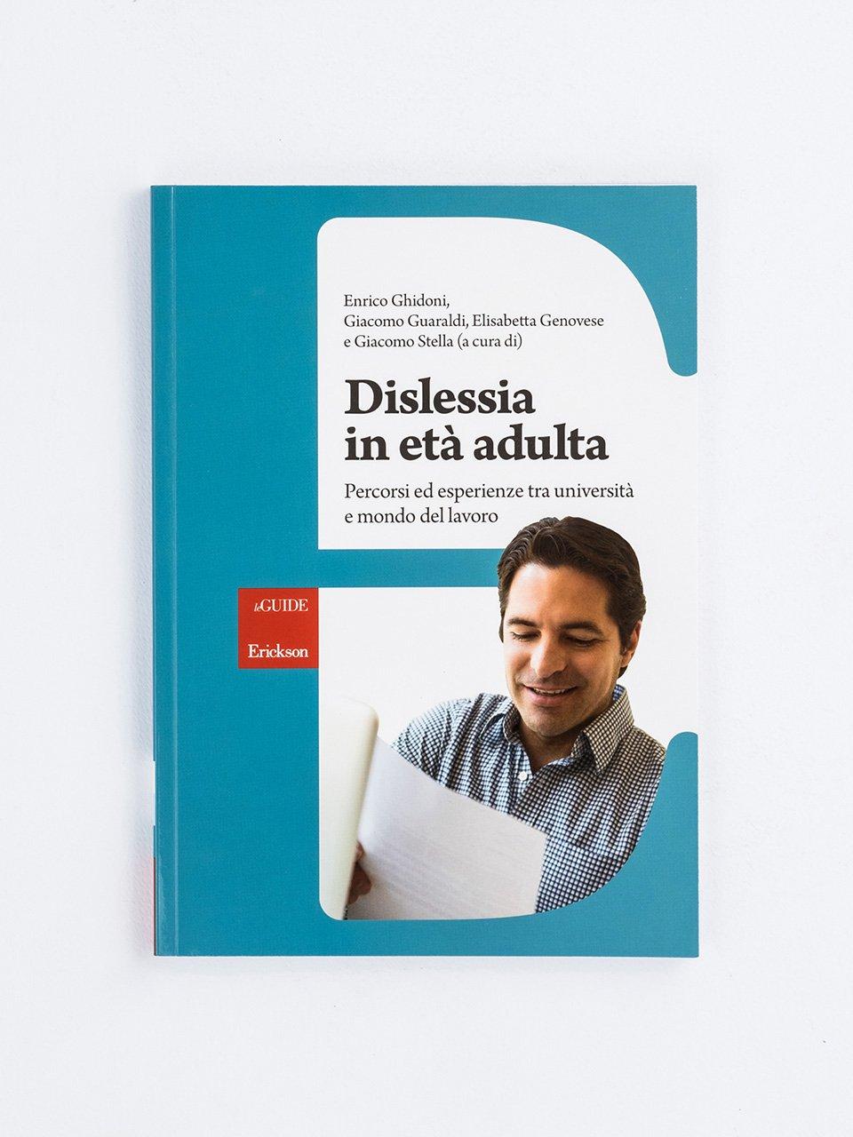 Dislessia in età adulta - Dislessia evolutiva - App e software - Erickson