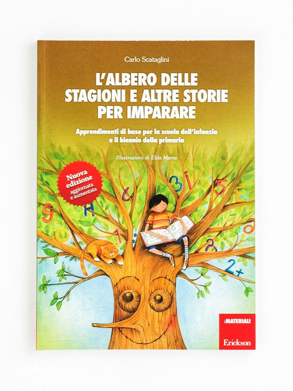 L'albero delle stagioni e altre storie per imparare - Provaci ancora Lulù - Libri - Erickson