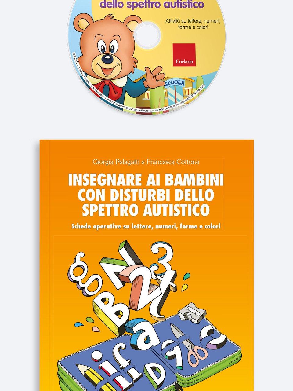 Insegnare ai bambini con disturbi dello spettro autistico - Enigmistica in gioco -  Compiti estivi - Classe qu - Libri - Erickson 3