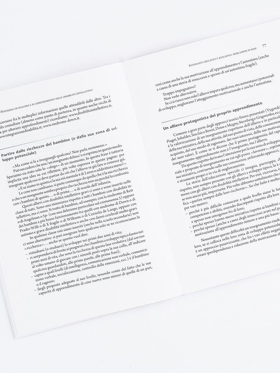 Potenziali di sviluppo e di apprendimento nelle di - Libri - Erickson 2