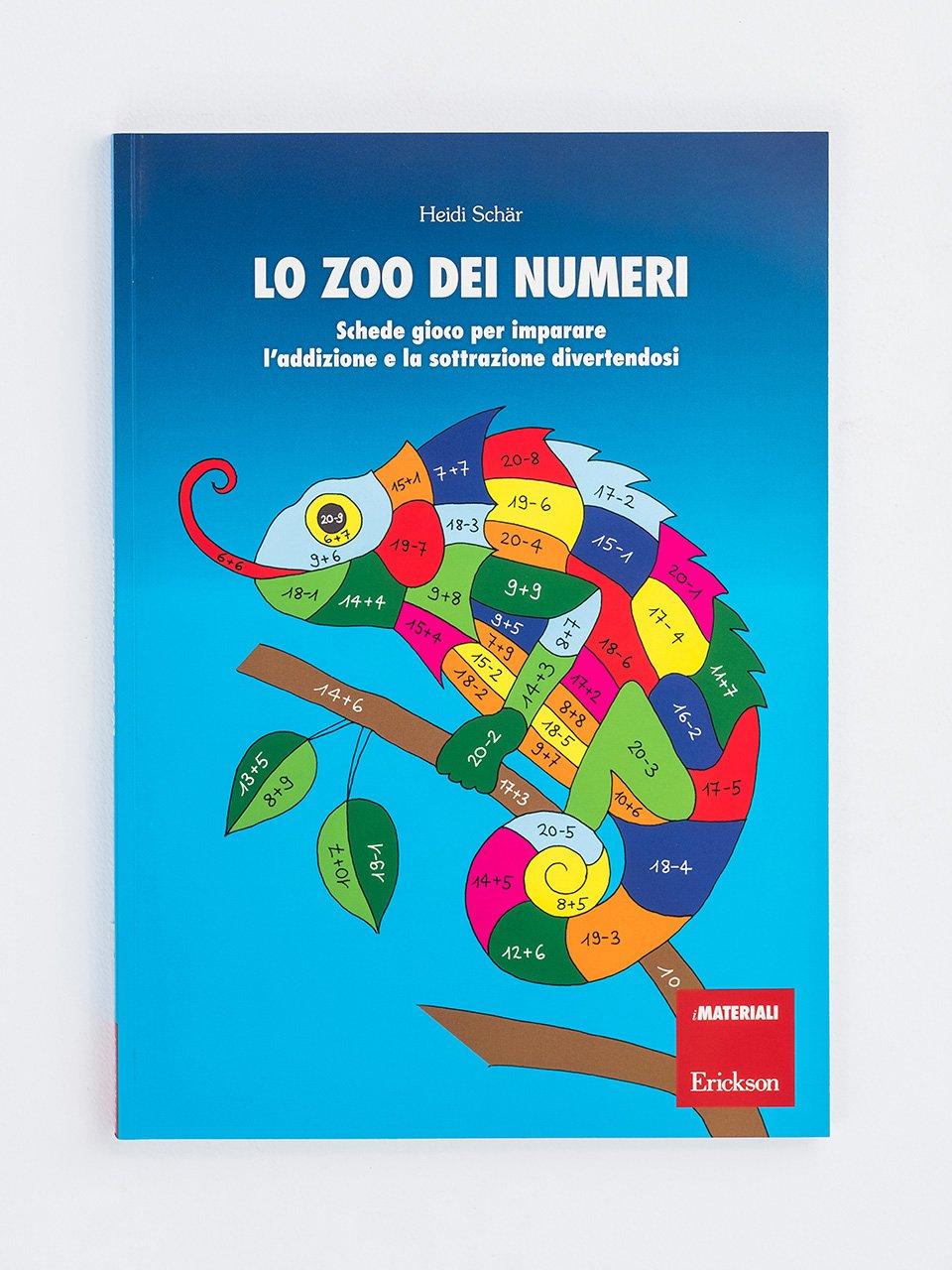 Lo zoo dei numeri - Tabelline e difficoltà aritmetiche - Libri - App e software - Erickson