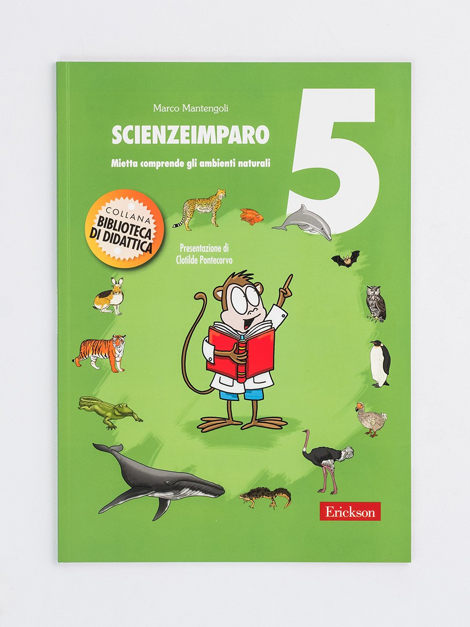 ScienzeImparo 5 - ScienzeImparo 3 - Libri - Erickson