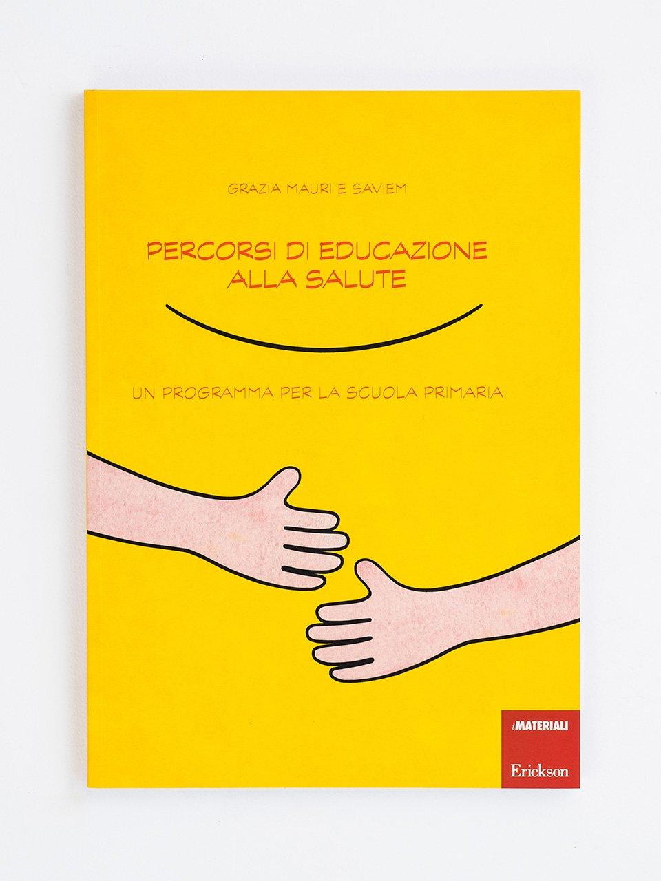 Percorsi di educazione alla salute - Benessere yoga per bambini - Libri - Erickson